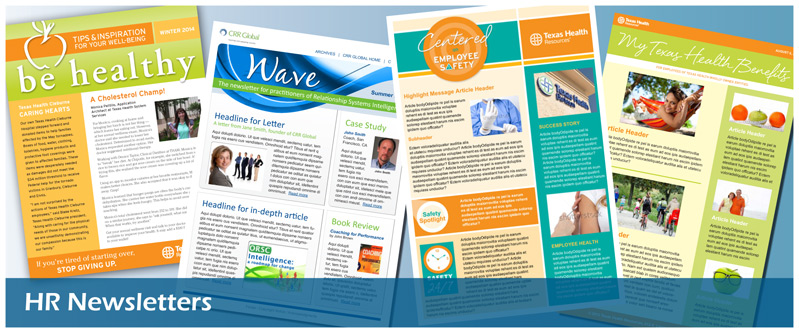 Employee Newsletters